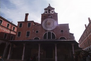 This clock has been dysfunctional since it was installed in 1410.
