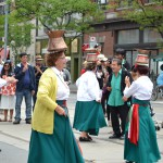 Traditional dancing at the Taste of Little Italy