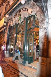 Brasileira, Lisbon (exterior)